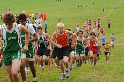 2010 Slippery Rock Cross Country Invitational