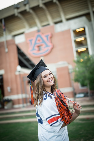 Hannah-Auburn graduate