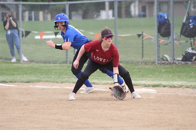 SOFTBALL Lake Central VS Lowell 2021