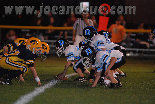 09-14-07 Pre-Clinic (Blue) Denville vs Jefferson