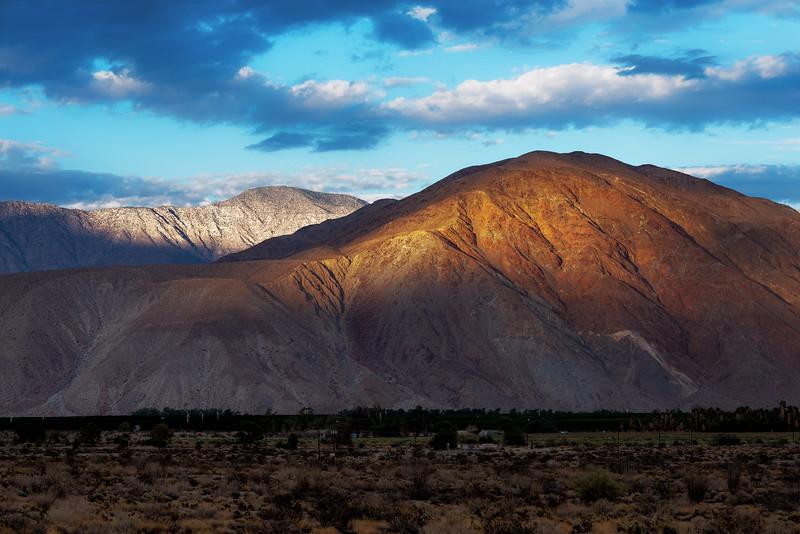 Coyote Mountain Last Light
