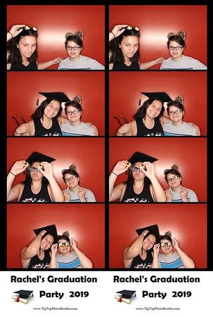 Rachel's Grad Party!