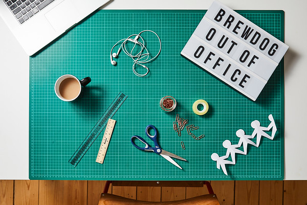 24/11/19 - Brewdog Out of Office campaign