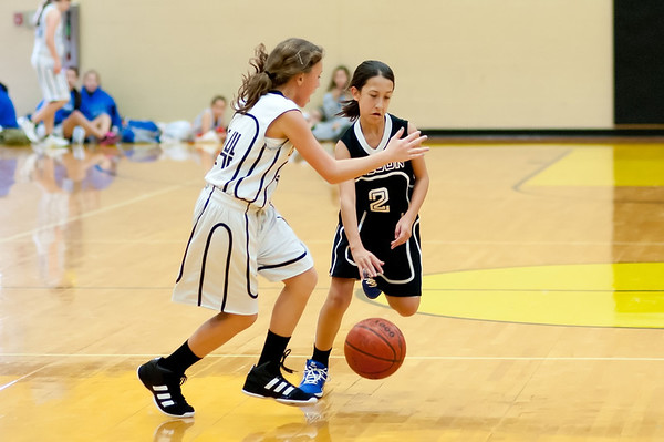 Wilson Basketball 12-15-12