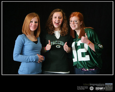 2011 Green Bay Paker Super Bowl Party