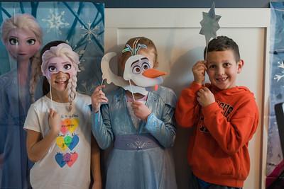 Celebrate: A Frozen Birthday for Addison DeHay!