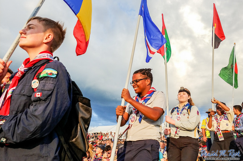 Many Nations, One Movement: Scouting