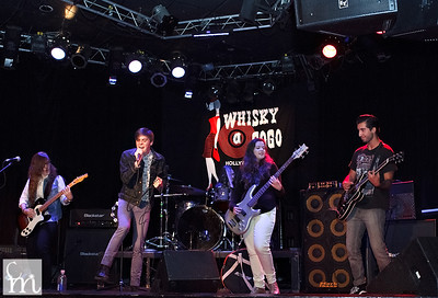 The Group Glare at the Whisky a Go Go