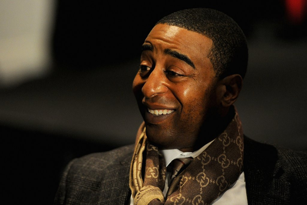 """. <p>9. CRIS CARTER <p>ESPN keeping him around to make Keyshawn Johnson appear sufferable by comparison. (4) <p><b><a href=\'http://profootballtalk.nbcsports.com/2013/07/29/qadry-ismail-talks-about-cris-carters-extreme-selfishness/\' target=\""""_blank\""""> HUH?</a></b> <p>     (Maddie Meyer/Getty Images)"""