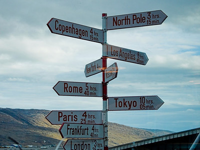 Travel 2004 - 2006 Greenland