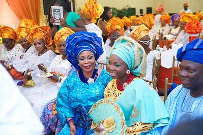 Sadiat and Habbeb traditional wedding