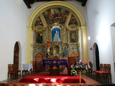 Visit one of the first Mission churches in Baja California