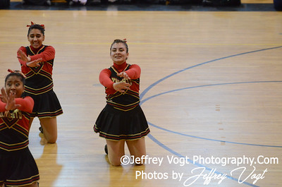 02-02-2013 MCPS Poms Championship Wheaton HS at Richard Montgomery HS Division 3, Photos by Jeffrey Vogt Photography