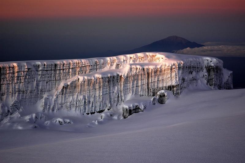 Mt Kilimanjaro Summit 19,341ft  (5895m)