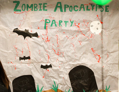 2018 SKW Zombie Apocalypse Party