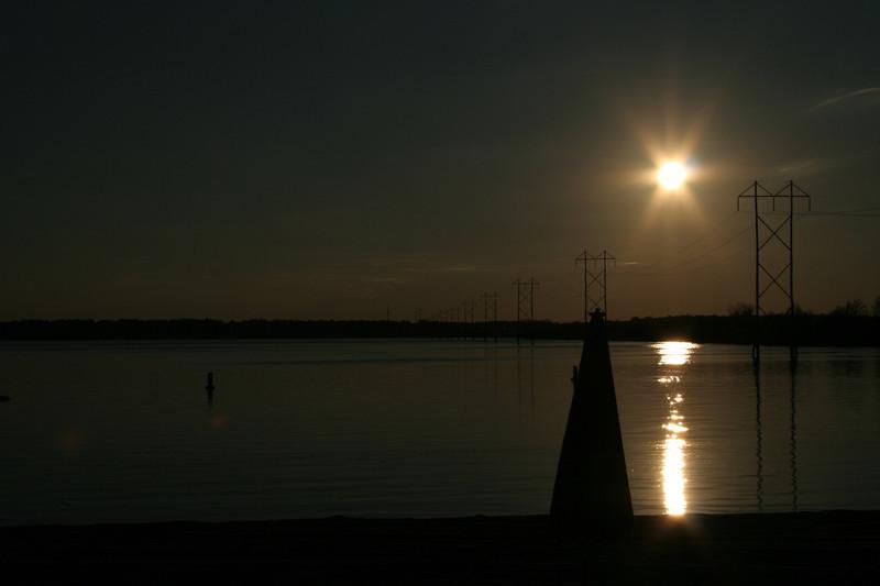 Lake Marion (short exposure)