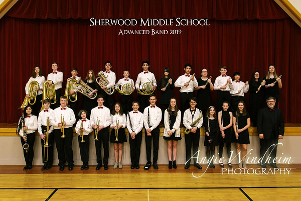 SMS Advanced Band 2019