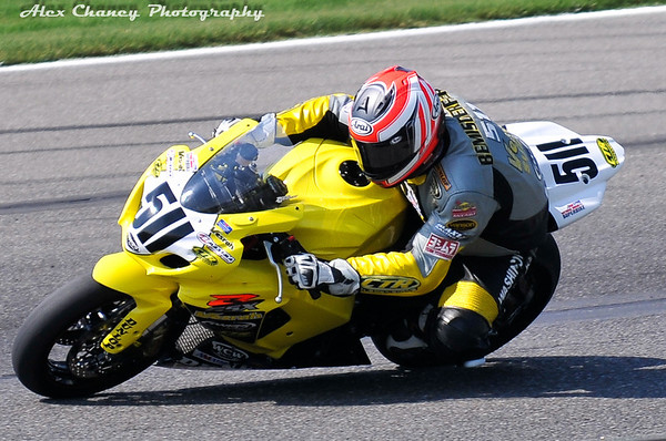 AMA Superbike at Barber Motorsports Park, June 23, 2012