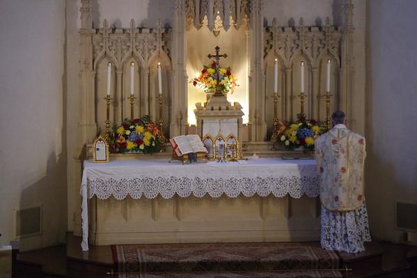 Feast of Corpus Christi (May 26, 2016)