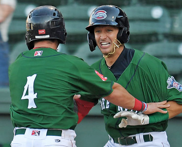 Drive Action Continues At Fluor Field