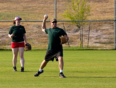 Gang Green Softball July 2nd