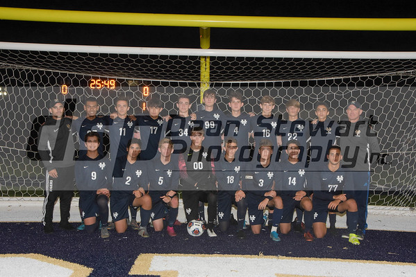 Boys Varsity Soccer 1.10.20