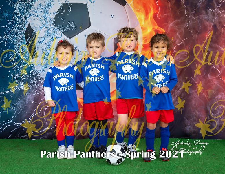 20210417 - # M9 PK Blue Parish Panthers