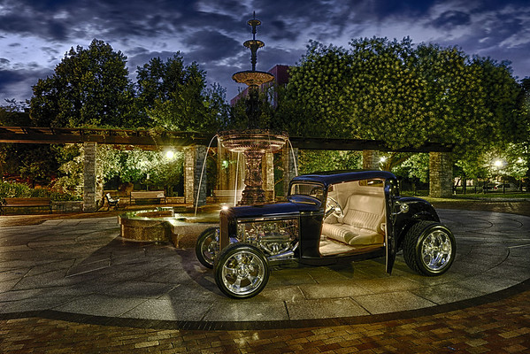Bob Mays 1932 Ford