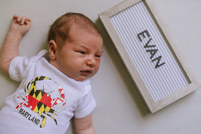 Evan Newborn