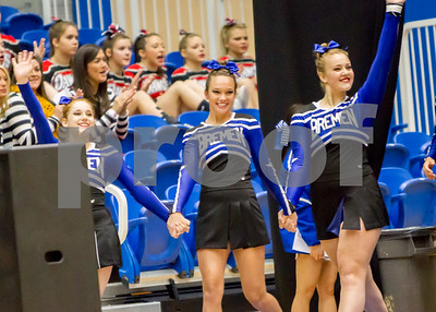 2014 Competitive Cheer @ UWG Region
