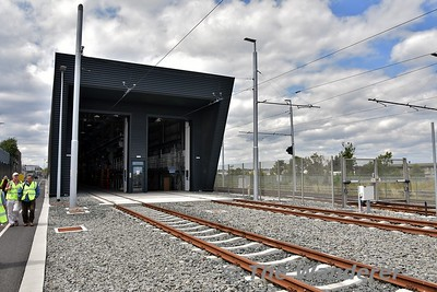 Broombridge LUAS Depot - Saturday 7th July 2018