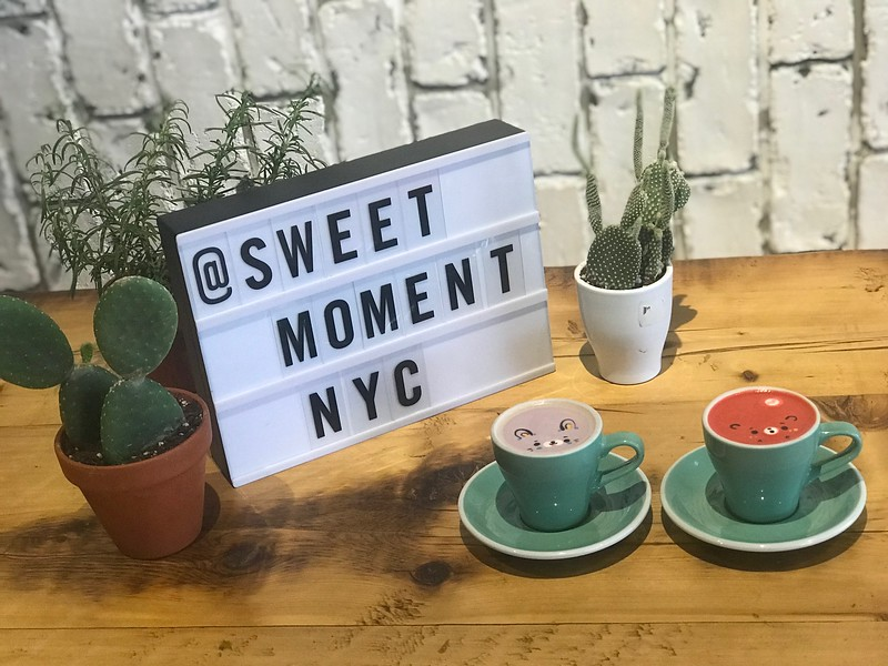 sweet moment nyc coffee shop