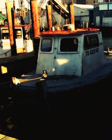 Galveston Channel