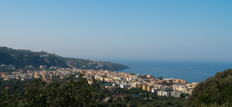 Italy - Sorrento-Naples