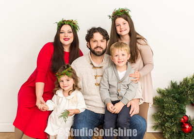 Christina & Nick Family