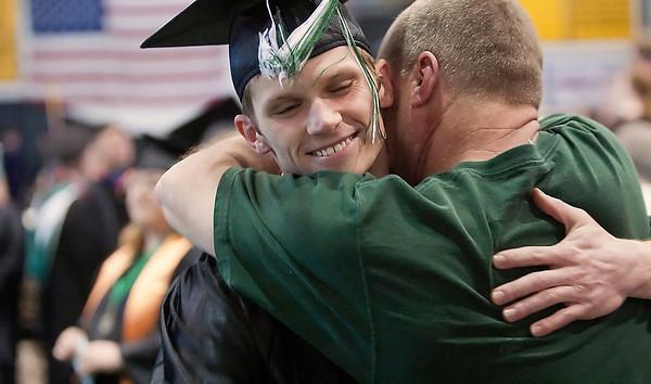 NMC graduation: May 1, 2010