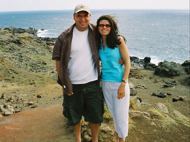 Island of Molokai - Hawaii - 2003