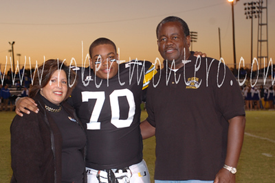 U HIGH SENIOR NIGHT 2013