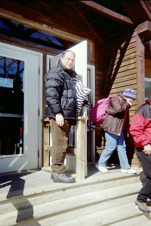 Nature Classroom Mar 2003