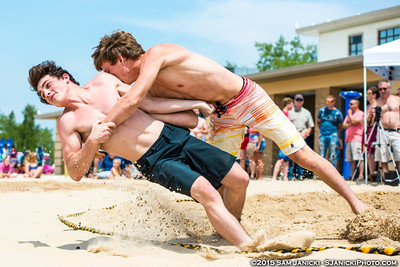 Early Rounds Part 2 - 2015 Beast of the Beach Michigan State Championships