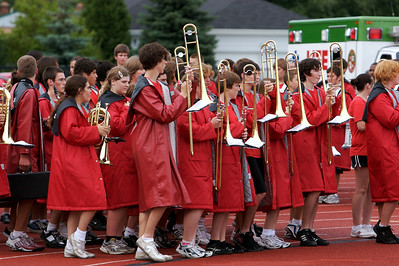 Marching Band 2007