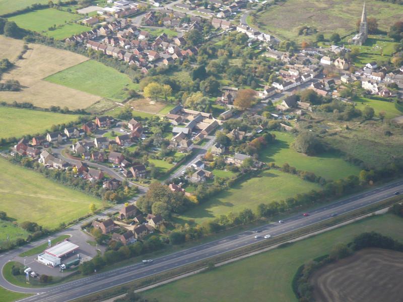 Aerial photo of Spaldwick_4985964216_o.jpg