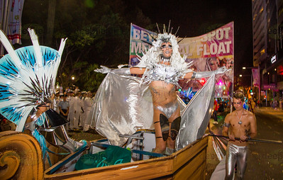 Beyoncé G-Spot MG parade 7 March 2015