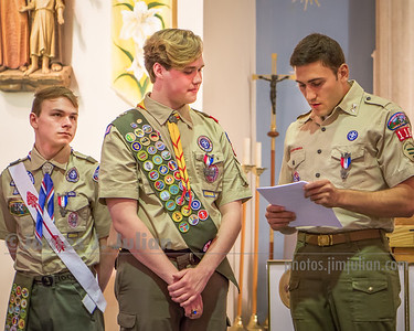 Troop 118 Scoutmaster's Gift 2015