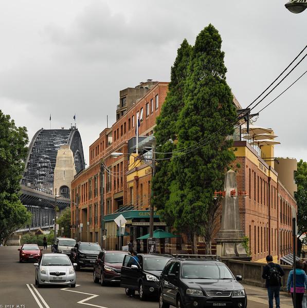 Sydney, The Rocks district