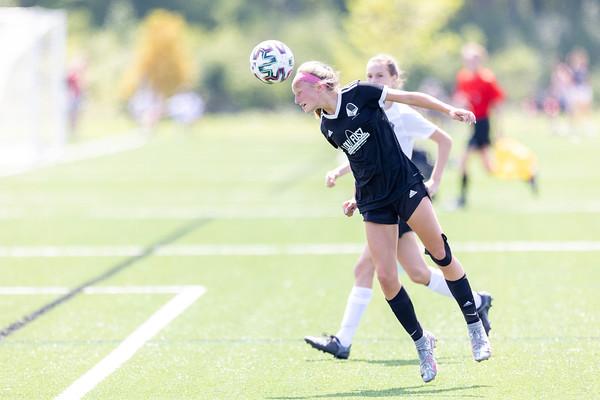 The Girls Academy: Lou Fusz Athletic vs Houston Dash U15