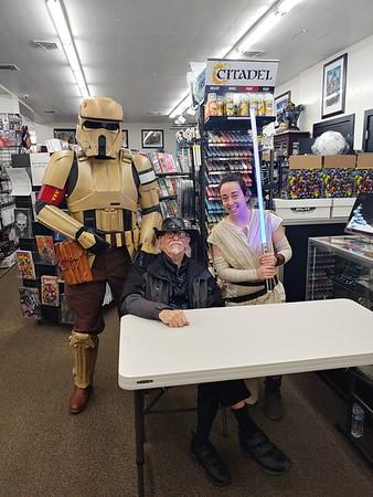 Star Wars 1st Ship Creator - Grants Pass