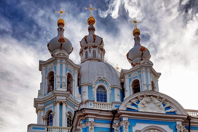 St. Petersburg City Tours