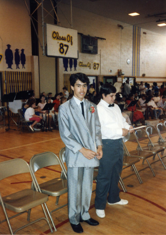 1987 06 - Dave and Tamara's Jr High Grad 002.jpg