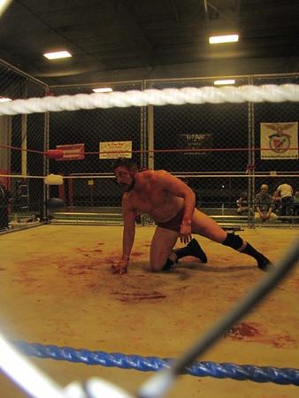 New England Championship Wrestling  July 17, 2010